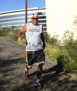 John Running Training with AVC Elite Training