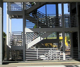 Stair Case for Amy Van Cleve's Elite Training Stair Climbing Class